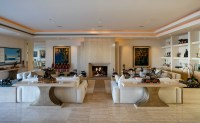 Author Jackie Collinss $30 Million Modern Mansion Looks ...
