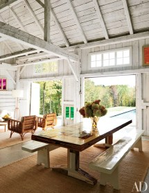 Rustic Barn Style Homes Interior