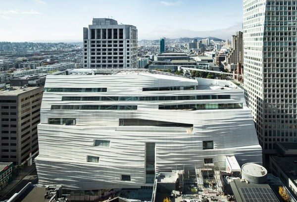 Snhetta Cofounder Describes Firm Design Theory And Latest Project Sfmoma