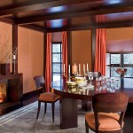 31 Gorgeous Rooms Featuring Warm Colors Architectural Digest