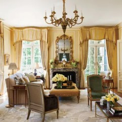Warm Color Schemes For Living Rooms Room Tables Walmart 31 Gorgeous Featuring Colors Architectural Digest A Louis Xvi Chandelier Crowns The At 1920s San Franciscoarea Home Renovated By