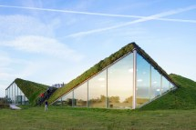 Spectacular Green Roofs World