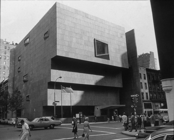 History Of Marcel Breuer York Landmark