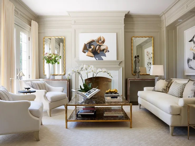 House Tour Anne Hepfer Designs a Worldly and Family