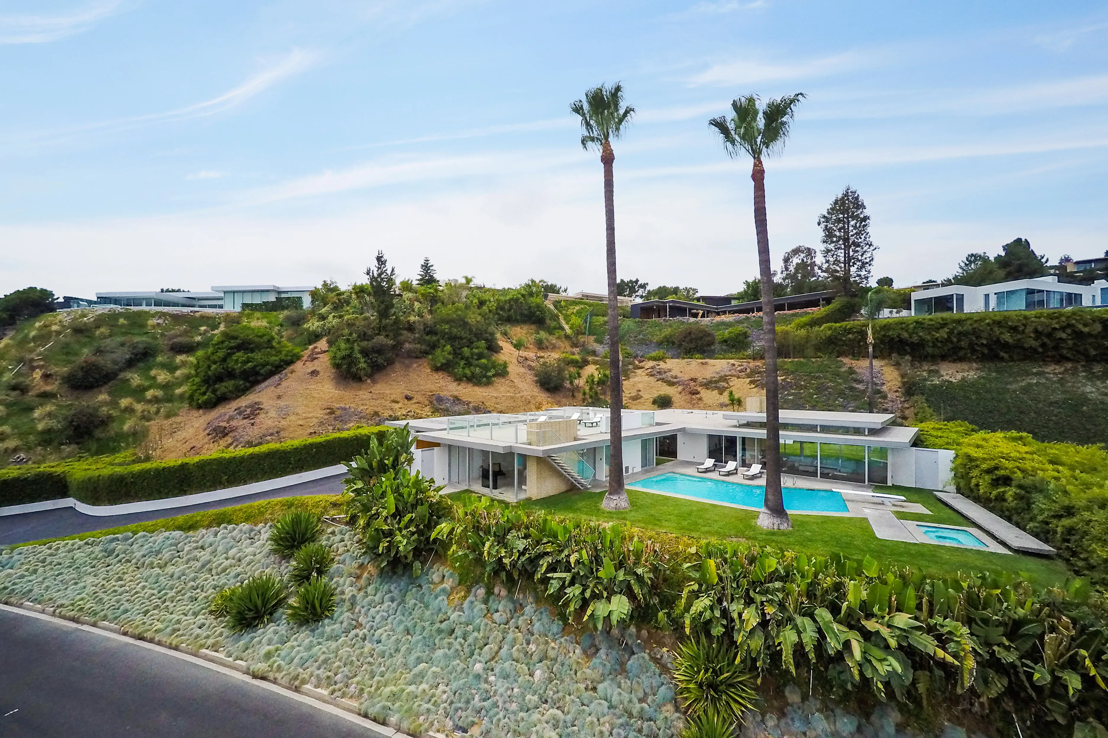 Howard Hughess Beverly Hills Home Is Listed for 105 Million Photos  Architectural Digest