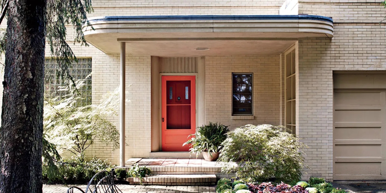 38 Unique Beautiful Front Door Ideas For Your Home | Outside Steps Design For Home | Garden | Second Floor | Low Cost | Main Entrance Step | Railing
