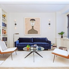 How To Get Rid Of Old Sofa Nyc Macys Leather Sofas On Sale Prevent Clutter In A Small Room Architectural Digest