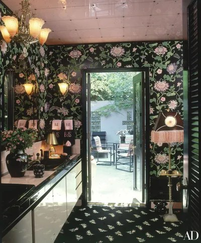 Inside Barbra Streisands House in Malibu  Architectural
