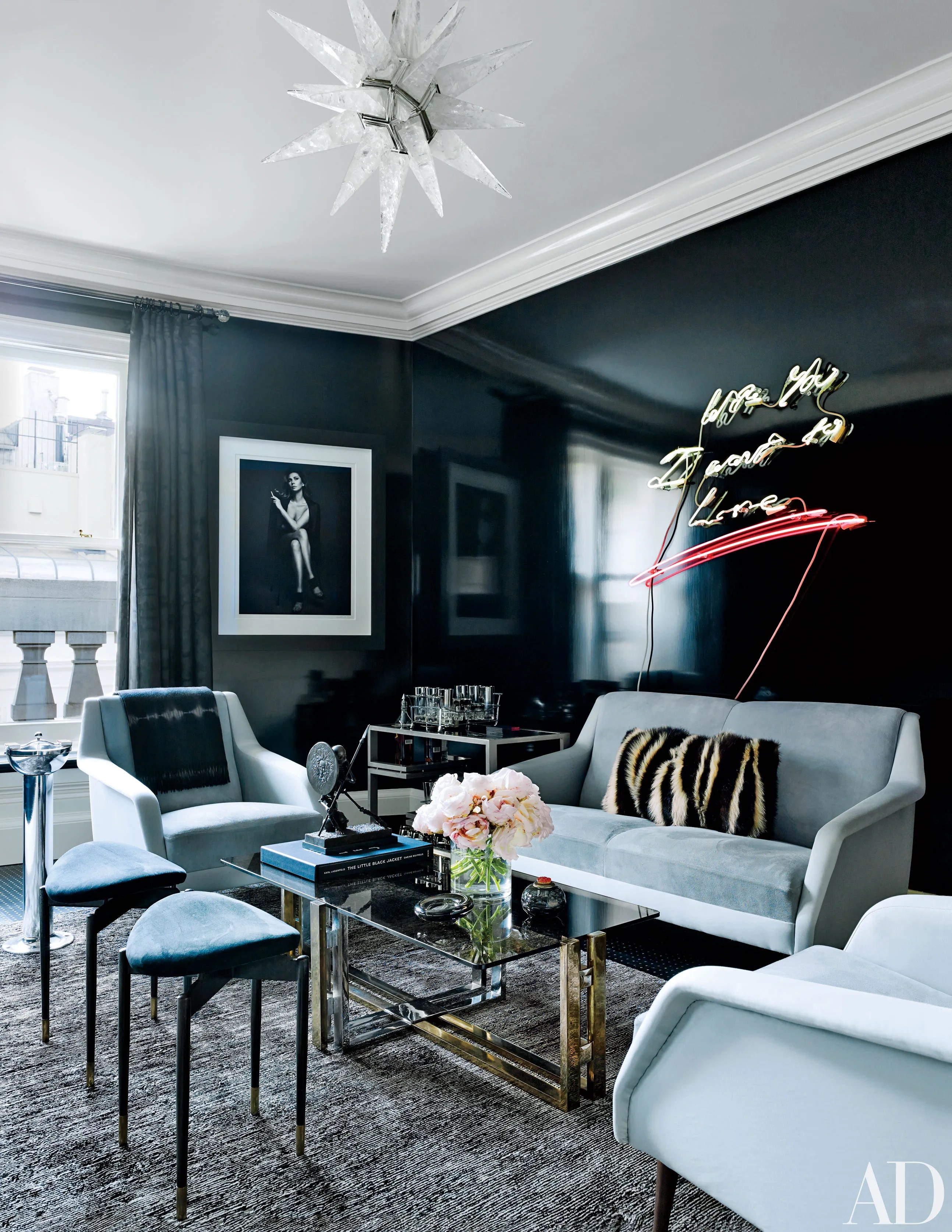 how to add art deco style to any room