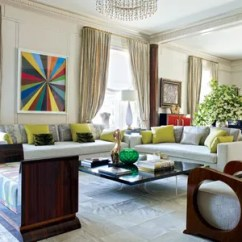 Art Deco Living Room Pictures Modern Design 2018 How To Add Style Any Architectural Digest At The Plaza Hotel An Artwork By Mark Grotjahn Brightens In A Manhattan