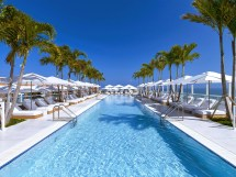 Gorgeous Swimming Pools In Miami Beach