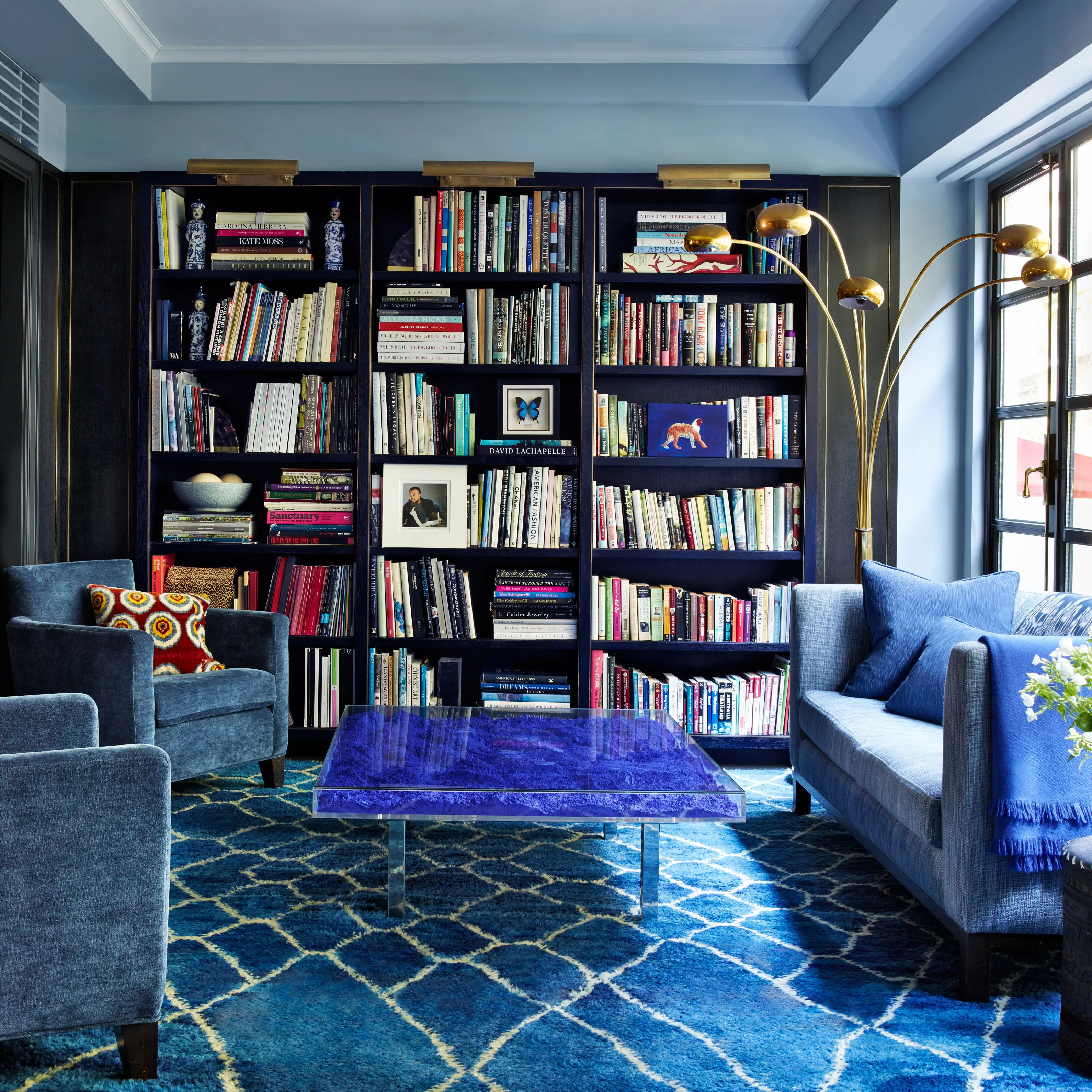 5 Ways To Hack Built In Bookshelves Architectural Digest