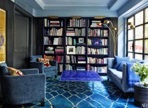 Home Architectural Digest Libraries