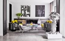 Architectural Digest Modern Living Room