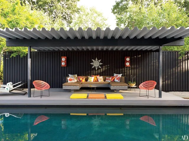 11 Outdoor Swimming Pool Design Ideas Photos