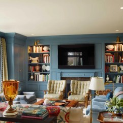 Living Room Design Tips Open Plan Kitchen Dining Ideas Bunny Williams Architectural Digest An East Hampton Designed By