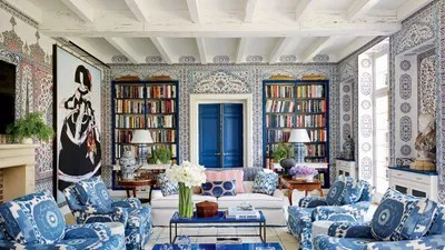 wallpaper decoration for living room large ideas with fireplace 33 every architectural digest