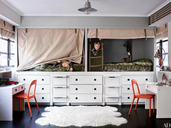 built in bedroom furniture ideas Built-In Furniture Ideas and Custom Furniture Photos