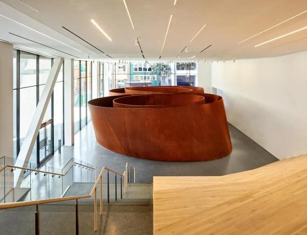Snhetta' Sfmoma Wing Architectural Digest
