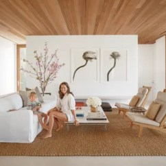 Beach House Living Room Designs Condo Decorating Ideas Pictures 21 Rooms That Do Inspired Decor Right Architectural Shown Author And Photographer Kelly Klein Her Son Lukas In The Of Their Palm Florida Home Which Was Designed By David Piscuskas
