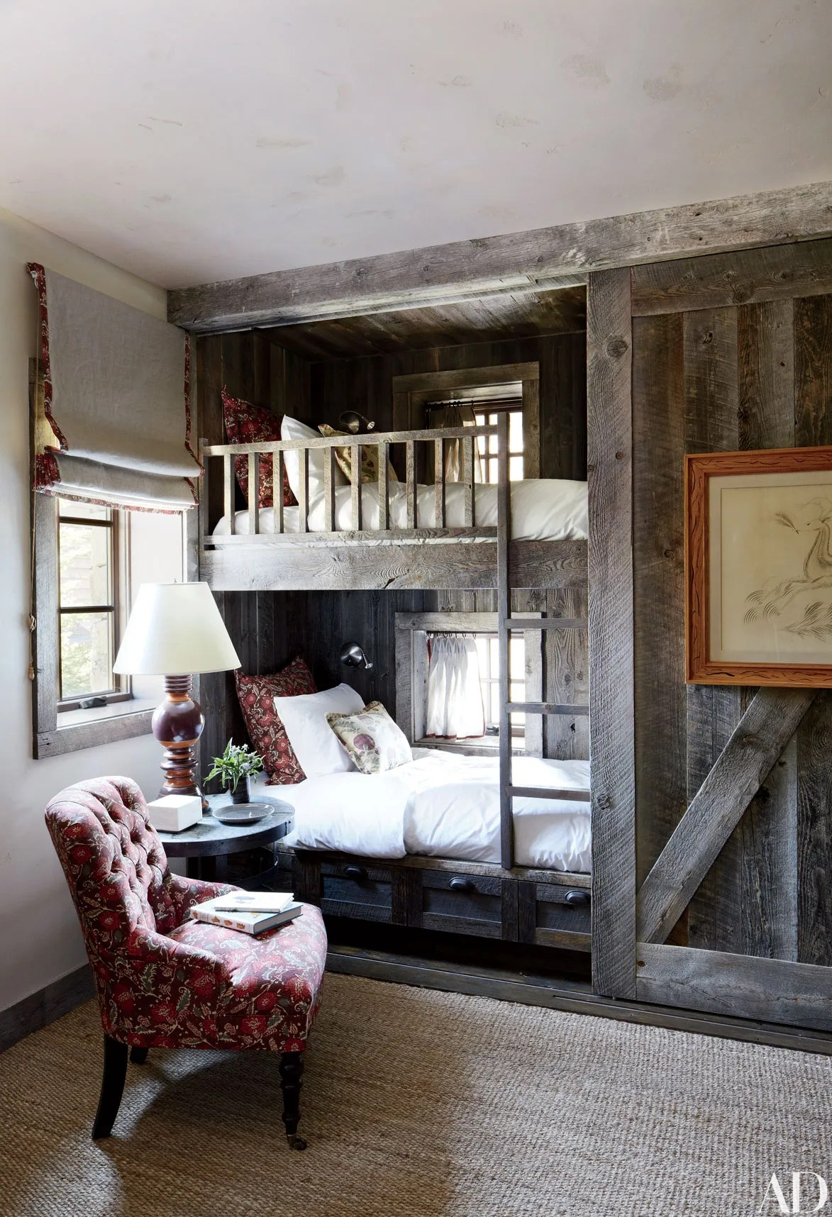 cozy beds in wall nooks for small