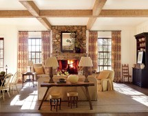 Southern Living Room Interior Design