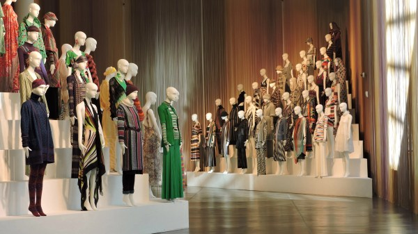 Sonia Delaunay And Lucio Fontana Inspire Missoni Home