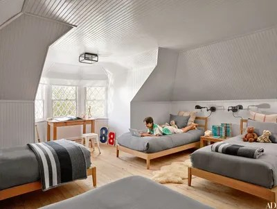 54 Stylish Kids Bedroom Amp Nursery Ideas Architectural Digest