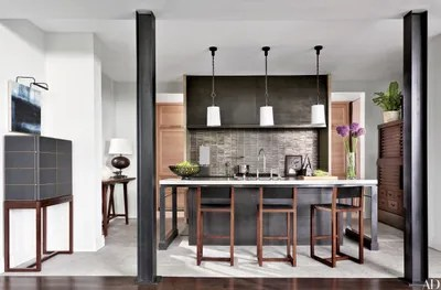 kitchen islan cheap island with seating 28 stunning ideas architectural digest in the of designer ray booth and television executive john sheas nashville tennessee home roman