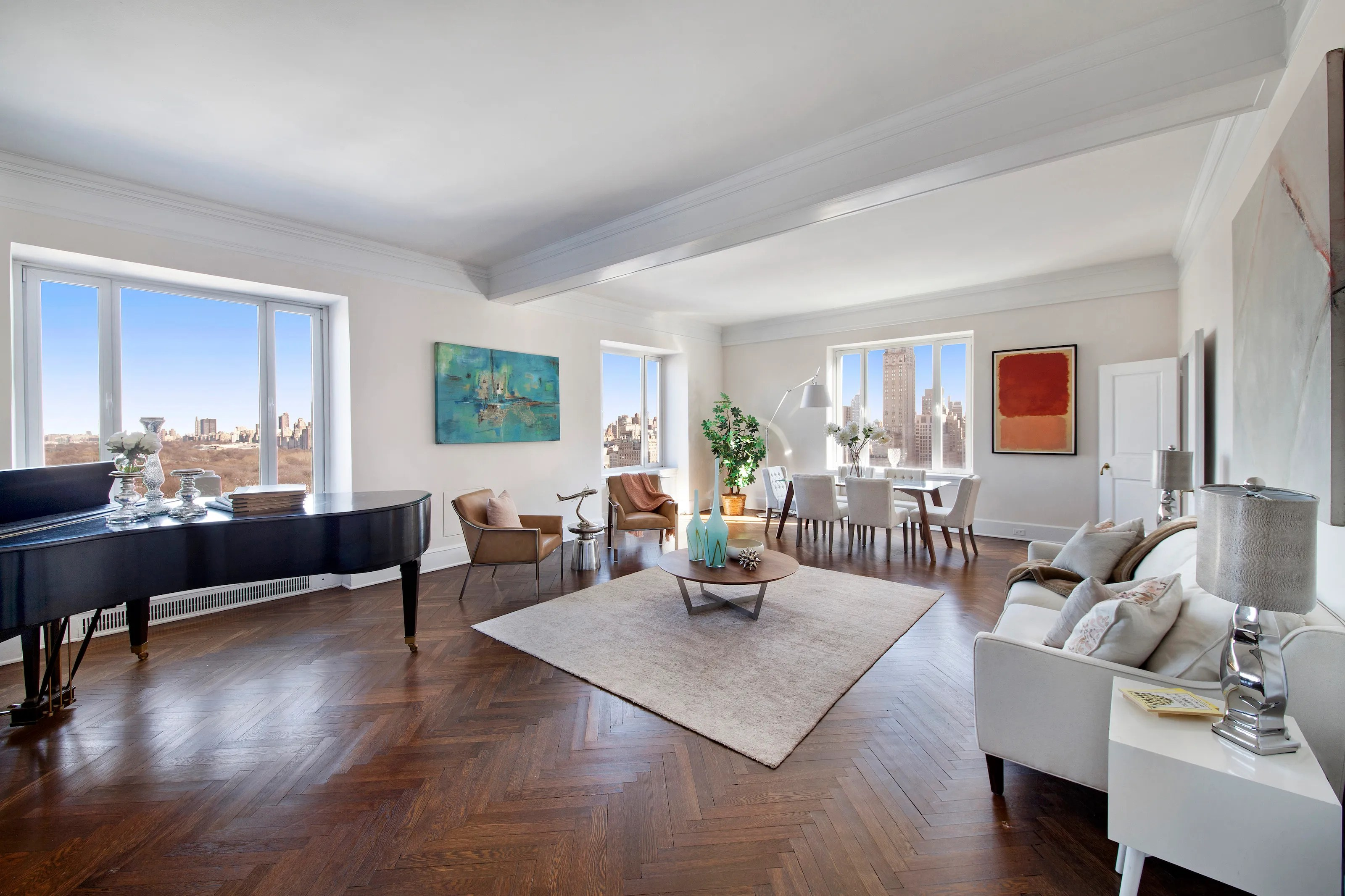 Luciano Pavarottis Former New York Apartment Is Selling