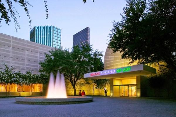 Dallas Arts District Architecture
