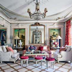 Interior Designs Of Living Room Pictures Images White Curtains In 31 Ideas From The Homes Top Designers Architectural Digest