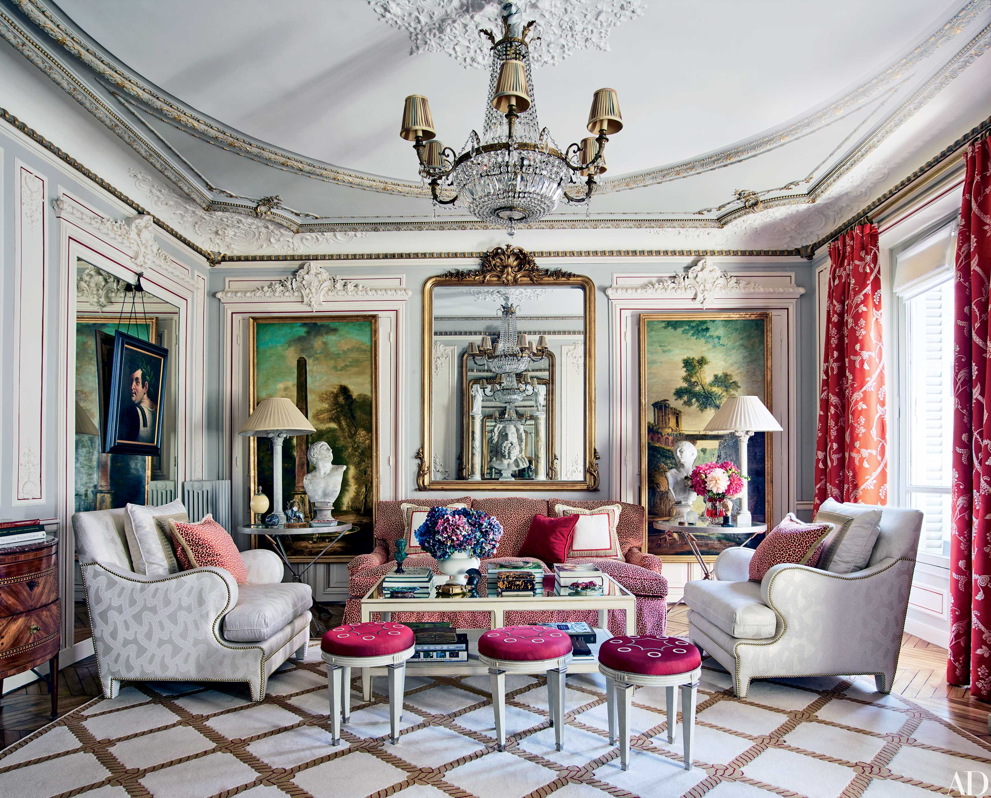 modern living room styles perfect paint color for small 31 ideas from the homes of top designers architectural digest