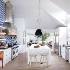 Kitchen Lights Ideas Garbage Cans 13 Brilliant Lighting Architectural Digest Kitchens With
