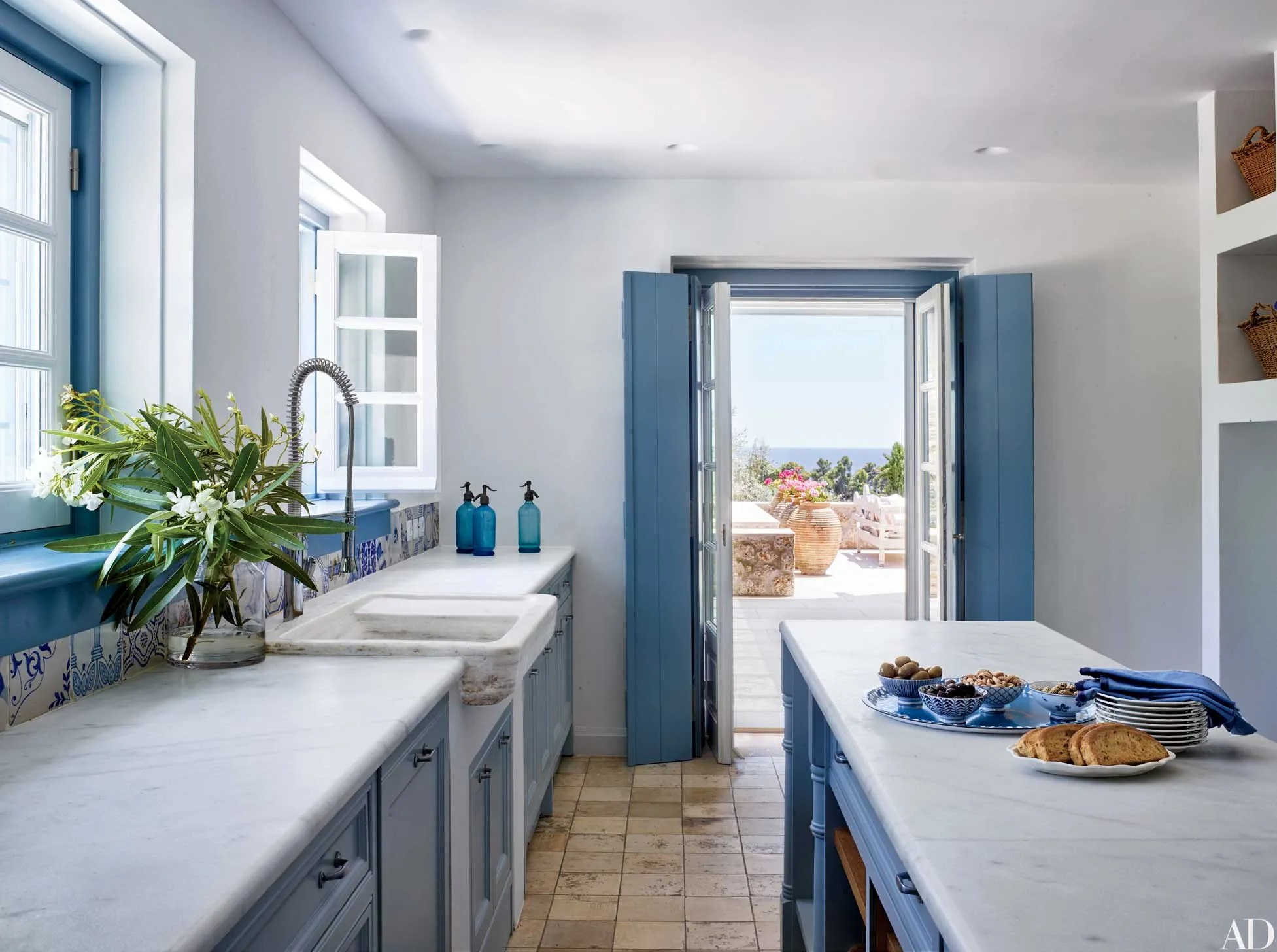 kitchen counters how to build your own cabinets clean countertops granite quartz marble more architectural digest
