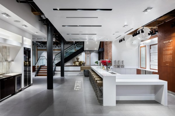 Home Showroom Pirch Opens In York Architectural Digest