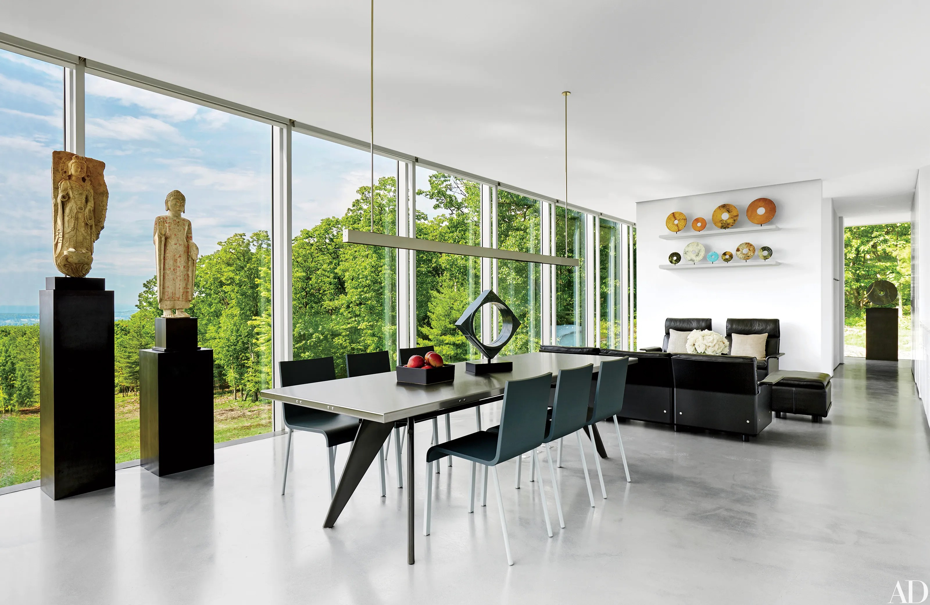 Contemporary Interior Design: 13 Striking And Sleek Rooms