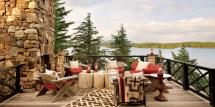 Beautiful Country Lake Houses