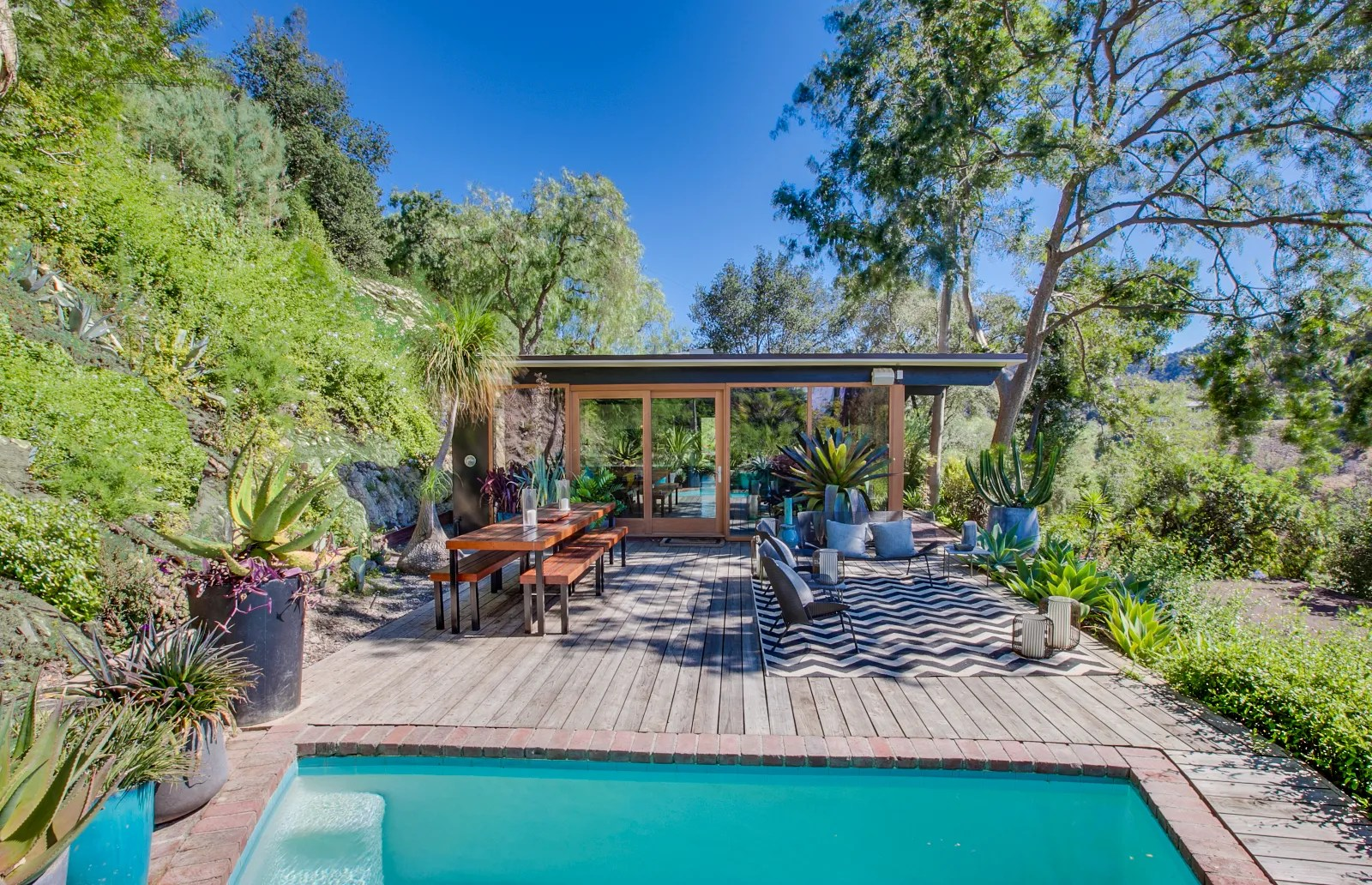 Rock Hudson Once Lived In This 1 1 Million Studio City