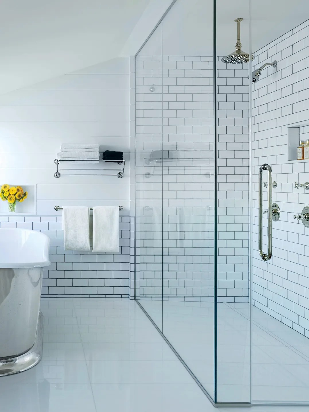 how to choose the right grout color