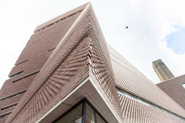 Tour Tate Modern Completed Expansion Herzog & De Meuron Architectural Digest