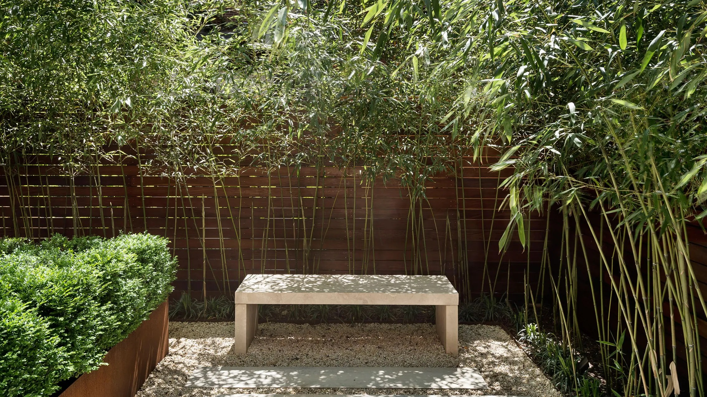 How To Design A Minimalist Garden Architectural Digest