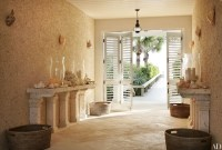 Decorating Interior Stucco Walls
