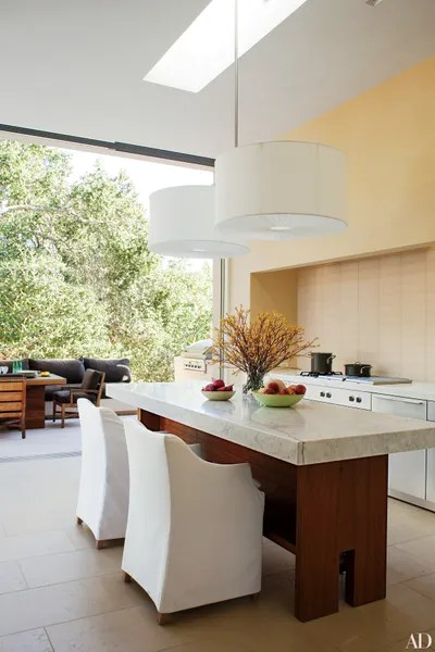 kitchen pendant light fixtures linens 31 kitchens with pretty lighting architectural digest the mexicanmoderninspired fixture in a bright and airy northern california home was created by interior