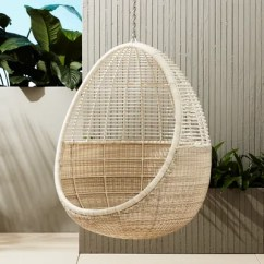 Hanging Chair Wood Steel Two Seater 11 Chairs You Ll Never Want To Get Out Of Architectural Digest Shop Now Pod By Cb2 699 Com
