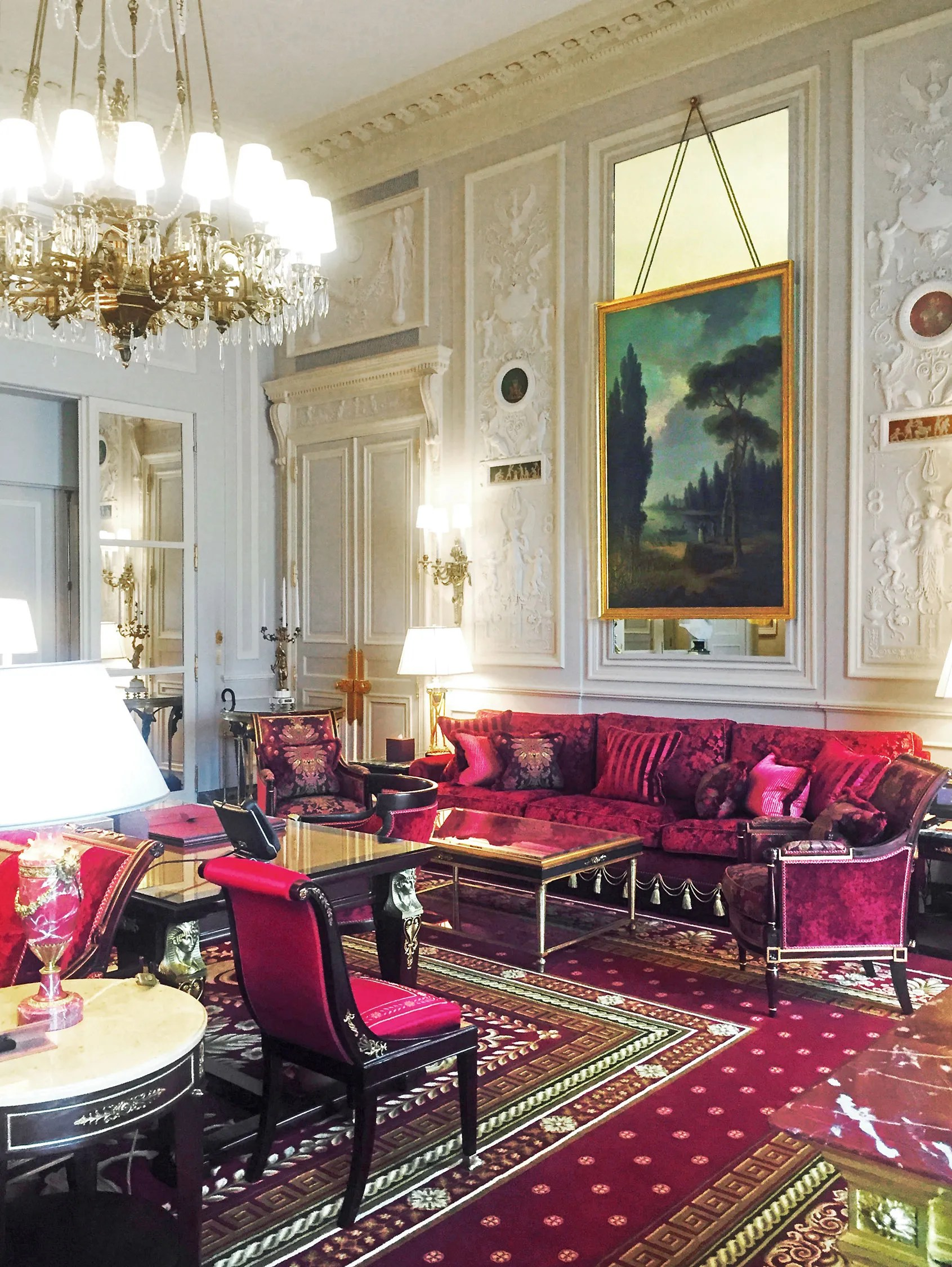 A Designers Look at the New Ritz Paris Photos  Architectural Digest