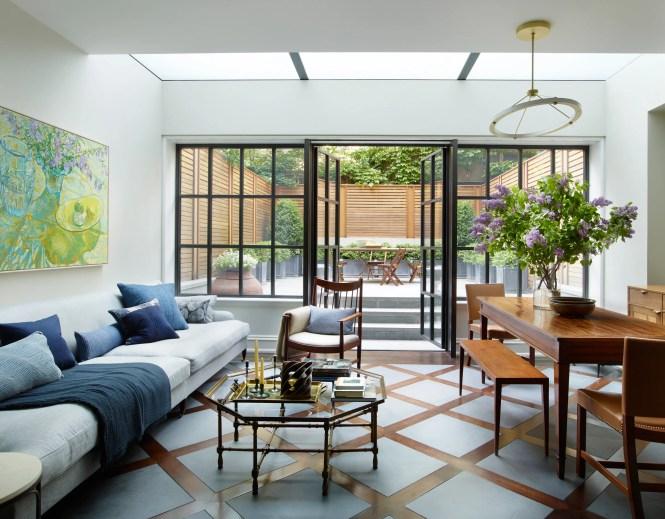 Small Townhouse Interior Design Ideas