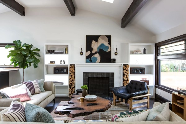 House Tour Hollywood Composer 1920s L. Bungalow