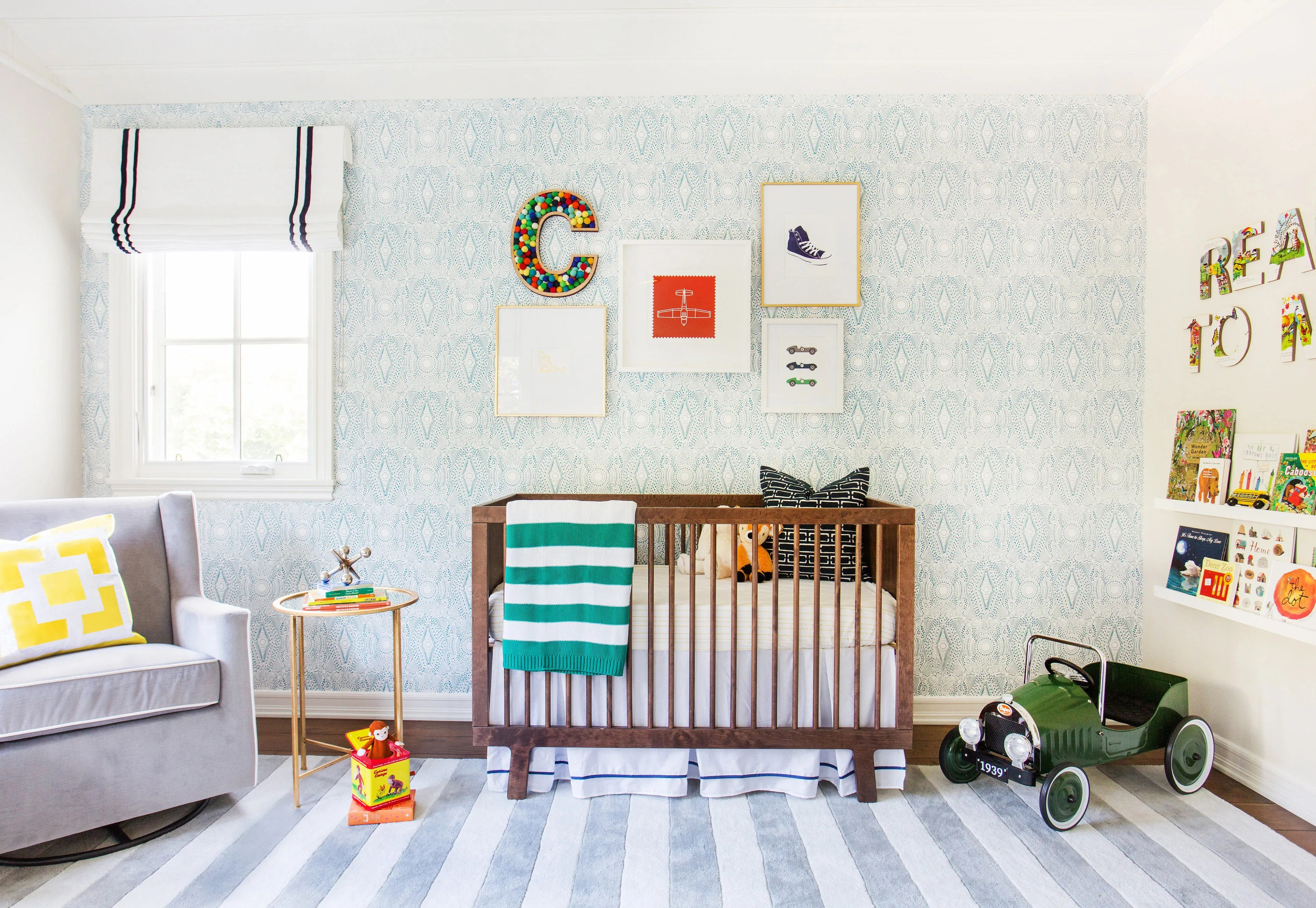 3 Wall Decor Ideas Perfect for Kids Rooms Photos  Architectural Digest