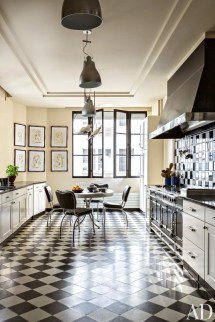 Black Architectural Digest Kitchen